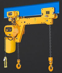 Double Hook Pendant Control 500kg Electric Chain Hoists